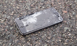 Techworld Trading TechnoPort: Screen Repair for iPhone 4, 4S, 5, 5C, 5S, 6, 6s, 6+, or iPad 2, 3, 4, Air, or Mini 1, 2 or 1 Hour of Repair or Recovery
