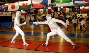 Virginia Academy of Fencing: $124 for a Six-Week Introductory Fencing Class at Virginia Academy of Fencing ($249 Value)