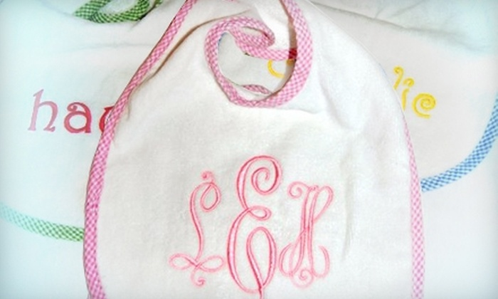 Madi Stu & Company: $10 for $20 Worth of Custom Children's Clothing and More from Madi Stu & Company