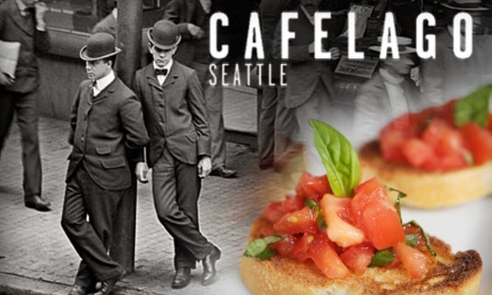 Cafe Lago - Montlake: $20 for $45 Worth of Italian Fare and Drinks at Cafe Lago