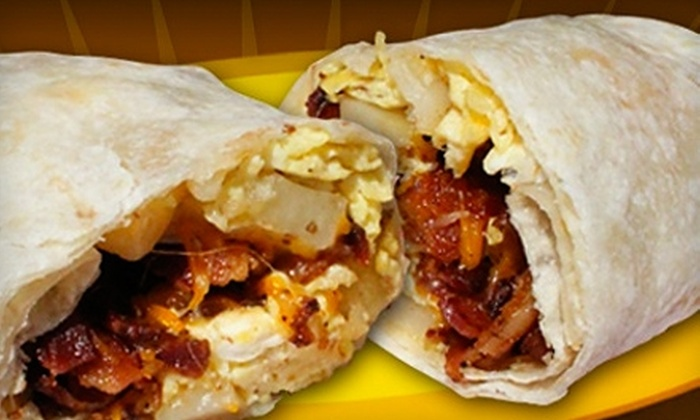 Chronic Tacos - Multiple Locations: $6 for $12 Worth of Mexican Fare at Chronic Tacos