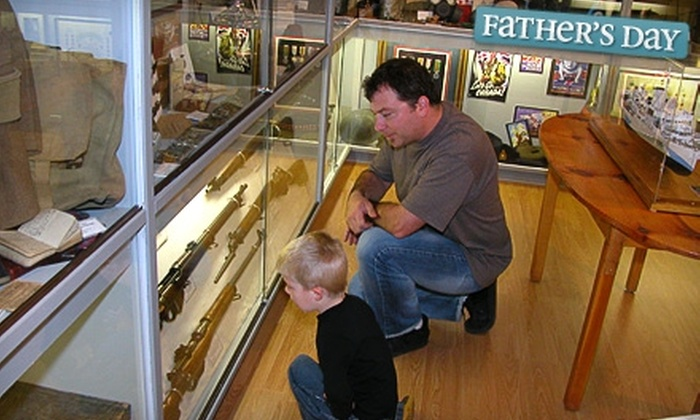 Huronia Museum - Midland: $17 for a One-year Family Membership to the Huronia Museum in Midland ($33.90 Value)