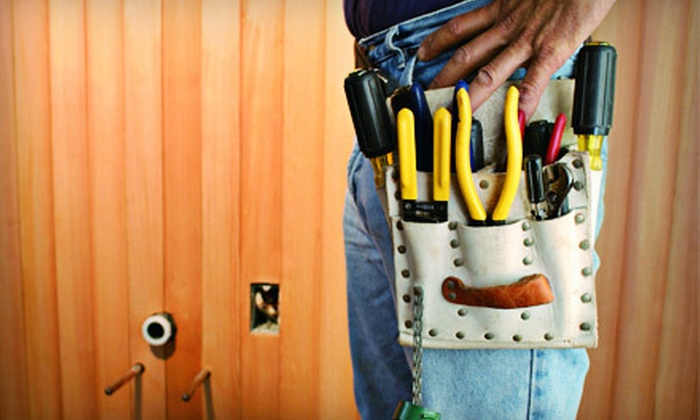 Whatever You Need! - Northampton: $65 for Two Hours of Handyman Services from Whatever You Need! ($130 Value)