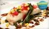 Oceanique - Evanston: $40 for Chef's Five-Course French-Inspired Seafood-Tasting Menu at Oceanique in Evanston ($80 Value)