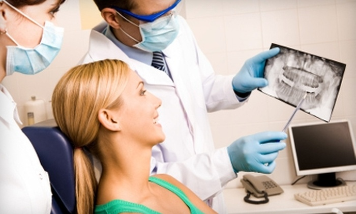 Farrell Family Dentistry - Raleigh: $49 for Exam, X-rays, and Cleaning ($375 Value) or Invisalign Preview ($200 Value) Plus $1,000 Toward Invisalign Treatment at Farrell Family Dentistry