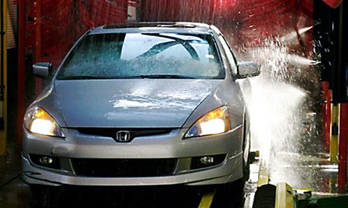 Redlands Auto Spa & Detail Center - Inland Empire: One Month of Unlimited Platinum Car Washes or One Hand Wax with Clay Bar Treatment at Redlands Auto Spa & Detail Center