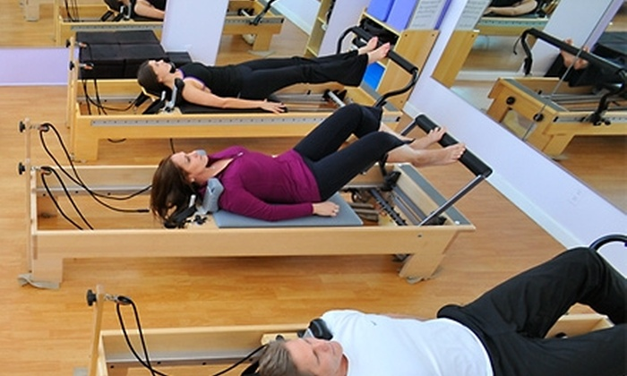 Pilates Vita - Speer: 8 or 12 Pilates Jumpboard Classes at Pilates Vita