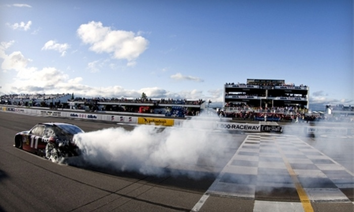 Pocono Raceway - Long Pond: $115 for a NASCAR Sprint Cup Package for Two at Pocono Raceway ($230 Value)