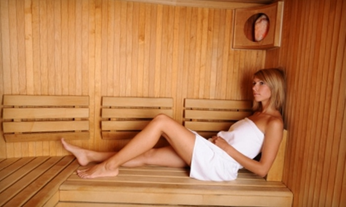 Natura Wellness Clinic - Cooksville: $39 for Two 45-Minute Infrared-Sauna Sessions for One at Natura Wellness Clinic in Mississauga ($197.75 Value)
