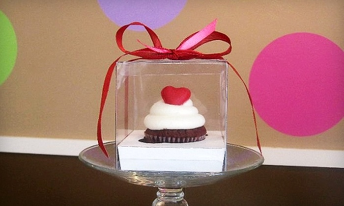 The CupCake Shoppe - Central City: $5 for $10 Worth of Cupcakes at The CupCake Shoppe
