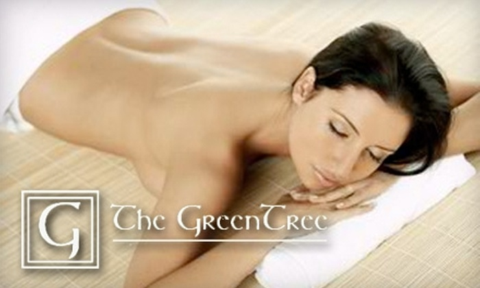 GreenTree Day Spa and Skin Care Clinic - Douglasville: $35 for a One-Hour Full-Body Massage at GreenTree Day Spa and Skin Care Clinic in Douglasville ($70 value)
