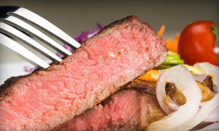 Benjamin Restaurant & Bar - Kips Bay: $32 for a Four-Course Bistro Meal for Two at Benjamin Restaurant & Bar (Up to $73.85 Value)
