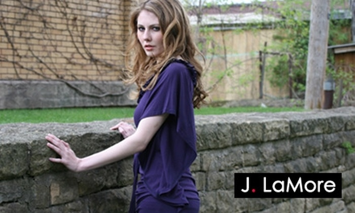 J. LaMore - Dudgeon-Monroe: $30 for $70 Worth of Women's Clothing from J. LaMore