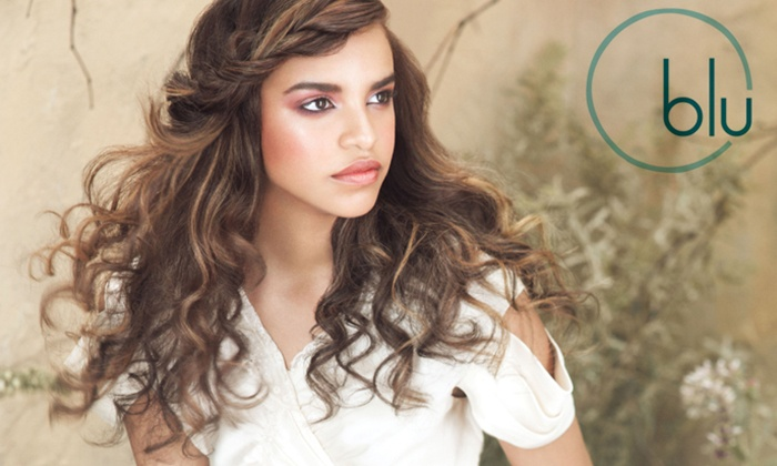 BLU Salon Aveda - Arcadia: One, Three, or Five Blowouts and Styles at BLU Salon Aveda (Up to 64% Off)