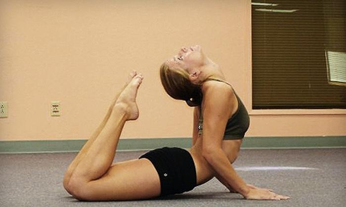 Bikram Yoga Santa Clara - Santa Clara: $35 for One Month of Unlimited Yoga at Bikram Yoga Santa Clara ($165 Value)