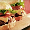 Up to 59% Off Burger Meal at Tony's Place