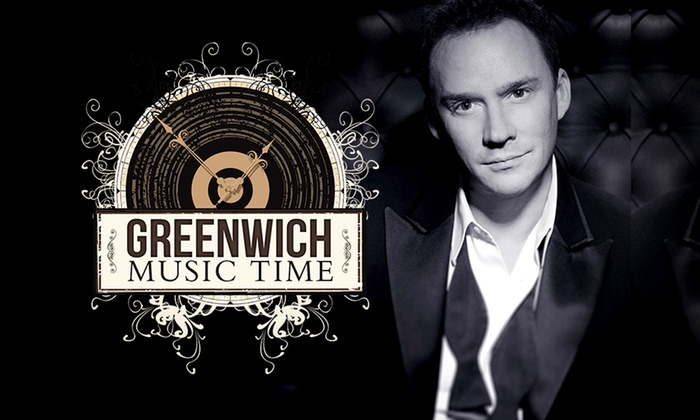 Cuffe & Taylor - Old Royal Naval College: Russell Watson With The RPO for £36.75 at The Old Royal Naval College (43% Off)