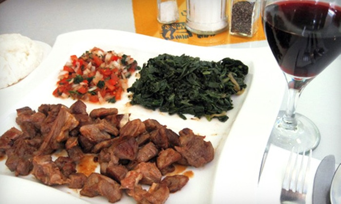 Kenyan Café and Cuisine - Northwest Anaheim: $12 for $25 Worth of Kenyan Fare at Kenyan Café and Cuisine in Anaheim