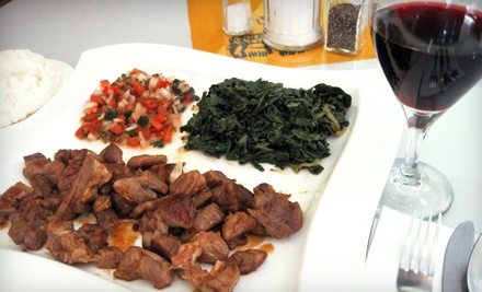$25 Groupon to Kenyan Cafe and Cuisine - Kenyan Cafe and Cuisine in Anaheim