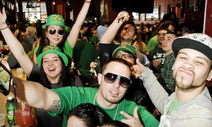 Barcrawls.com - Avenue of the Arts South: All-Access Pass to St. Patrick's Day Bar Crawl for One, Two, Four, or Six on March 17, at 11 a.m. from Barcrawls.com (Up to 59% Off)