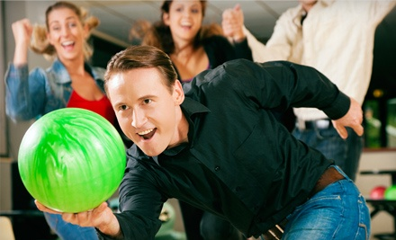 Bowling Outing for 2 (up to a $22.87 value) - Circle Bowl in Baton Rouge