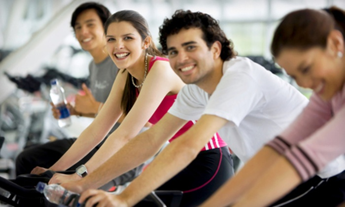 Life Health & Fitness Club - Astoria: $30 for Five Cycling Classes at Life Health & Fitness Club in Astoria ($100 Value)