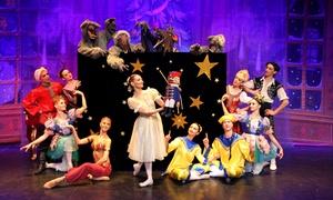 """Art Trends: 2 Karten für das Ballett """"Der Nussknacker"""" vom Klassischen Russischen Ballett aus Moskau am 08.01.17 (bis zu 31% sparen)"""
