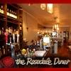 Half Off at The Rosedale Diner