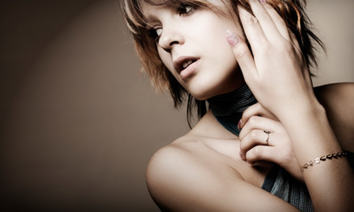 J. Thompson Salons - Sterling Ridge: $50 for $100 Worth of Salon Services at J. Thompson Salons in The Woodlands