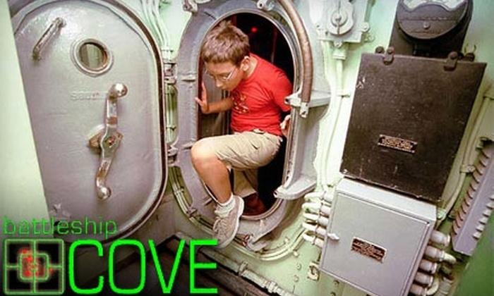 Battleship Cove - Fall River: $15 for $30 Toward Admission and Gift Items at Battleship Cove in Fall River