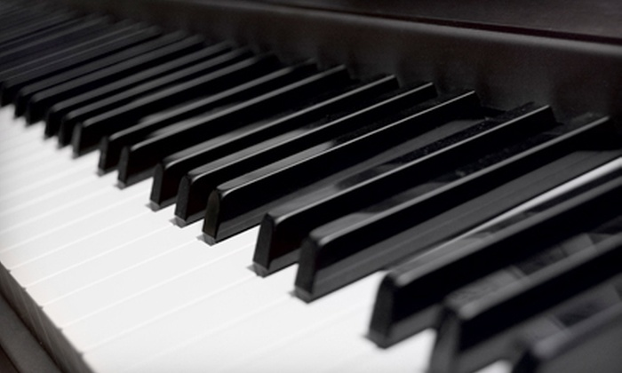 Rob Cosh Piano Tuning - Ottawa: $59 for Piano-Tuning Service from Rob Cosh Piano Tuning ($120 Value)