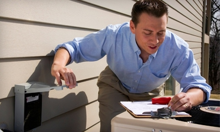 Almax Heating and Air Conditioning - Kitchener - Waterloo: $44 for $120 Toward HVAC Service and Maintenance from Almax Heating and Air Conditioning