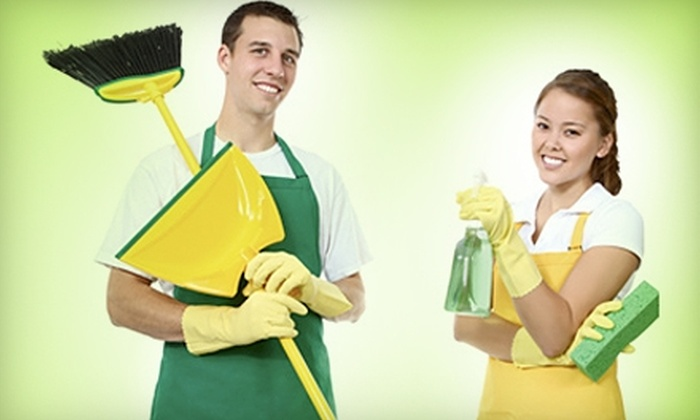 Green Sweep Cleaning & Maintenance - Fossil Lake: $59 for Four Hours of Green Home Cleaning from Green Sweep Cleaning & Maintenance ($130 Value)