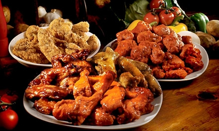 Wingstop - Multiple Locations: $12 for $24 Worth of Wings and Hand-Cut Fries at Wingstop