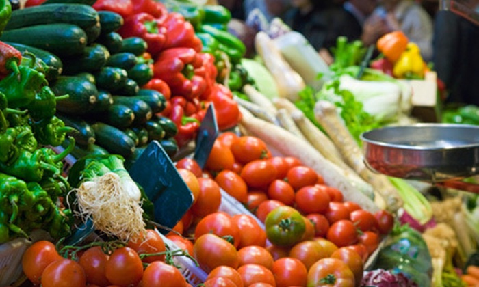 Jem's Produce Station - Uptown: $10 for $20 Worth of Produce at Jem's Produce Station