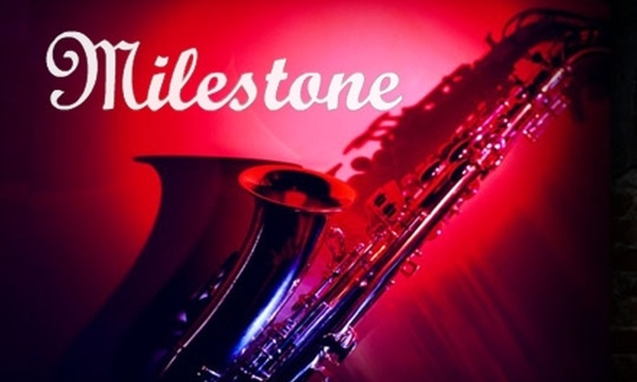 Milestone Restaurant & Jazz Lounge - Midlothian: $25 for $50 Worth of Caribbean and American Cuisine and Drinks at Milestone Restaurant & Jazz Lounge
