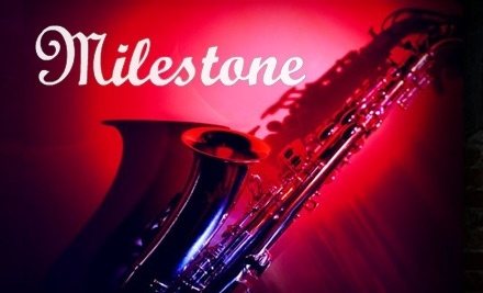 $50 Groupon to Milestone Restaurant & Jazz Lounge - Milestone Restaurant & Jazz Lounge in Richmond