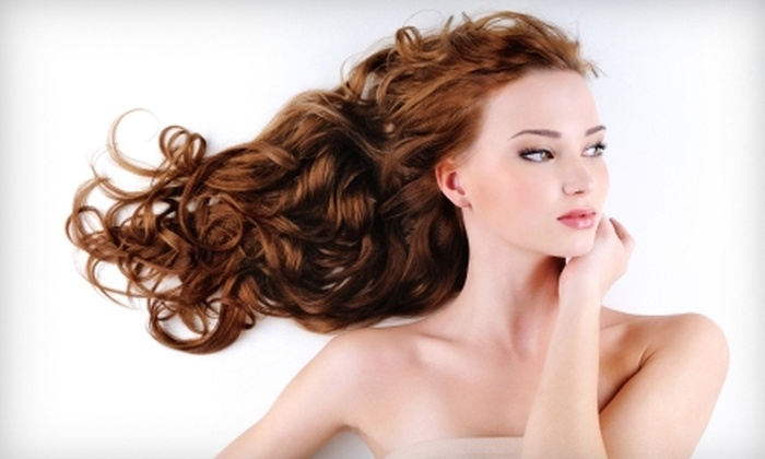 Swink Style Bar - Multiple Locations: $17 for a Blowout at Swink Style Bar ($35 Value)