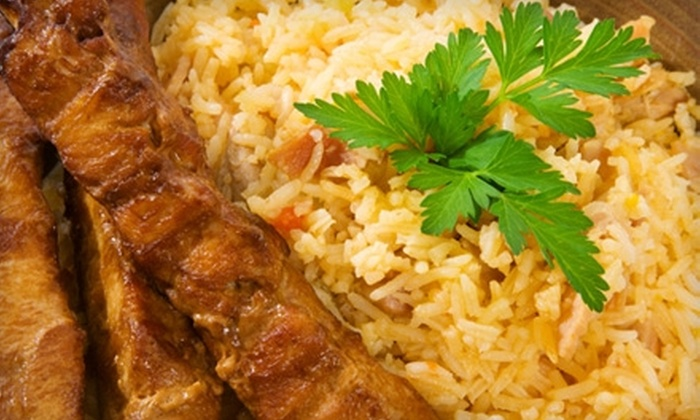 Salem's Market and Grill - Strip District: $5 for $10 Worth of Fresh Meats and Middle Eastern Fare at Salem's Market and Grill