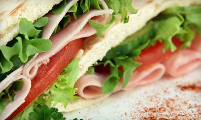 Ham's Sandwich Shop - Plymouth - Wayzata: $10 for $20 Worth of Deli Fare at Ham's Sandwich Shop in Minnetonka