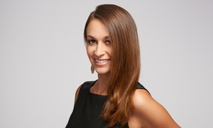 Orbit Salon with Carly Isbell: Haircut, Brazilian Blowout, or Both at Orbit Salon with Carly Isbell (Up to 67%Off)