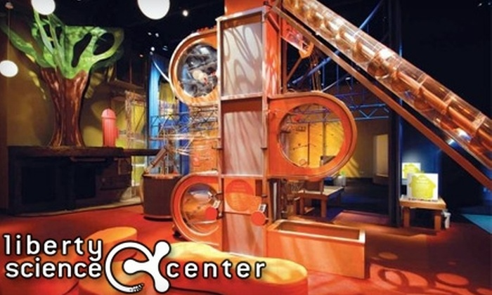 Liberty Science Center - Liberty State Park: $12 for an Adult Ticket ($22.75 Value) or $9 for a Child Ticket ($17.50 Value) to Liberty Science Center