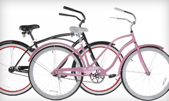 Road Bike Outlet - St. Augustine: $149 for a Men's or Women's Beach Cruiser at Road Bike Outlet in St. Augustine ($299 Value). Six Colors Available.