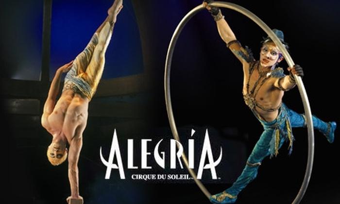 Budweiser Events Center - Loveland: $60 for a Ticket to Cirque Du Soleil (an $85 value including fees)