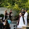 Half Off Wedding at Power's Mansion Inn in Auburn