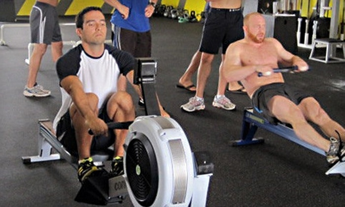 CrossFit 305 - Multiple Locations: $30 for One Month of Unlimited CrossFit Classes at CrossFit 305 ($160 Value)