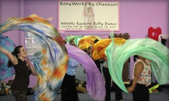 BodyWorks by Chandani - North Central: $49 for an Eight-Week Belly-Dancing Class at BodyWorks by Chandani ($98 Value)