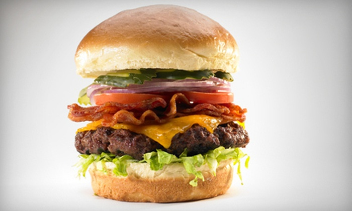 Wildburger - Multiple Locations: $10 for $20 Worth of Burger Fare and Drinks at Wildburger. Three Locations Available.