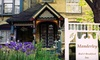 Manderley Bed and Breakfast - Concordia: $65 for a One-Night Stay at the Manderley Bed and Breakfast ($129 Value)