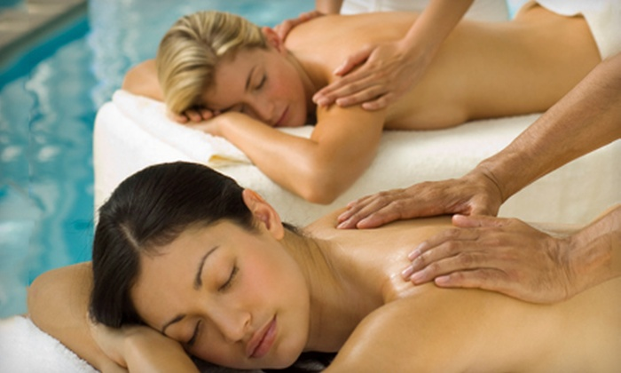 Franklin Spa - Multiple Locations: Couples or Friends' Massage Packages or Four-Handed Massage at Franklin Spa